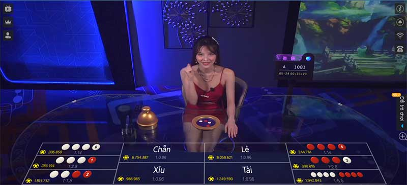 xóc đĩa thabet tha casino